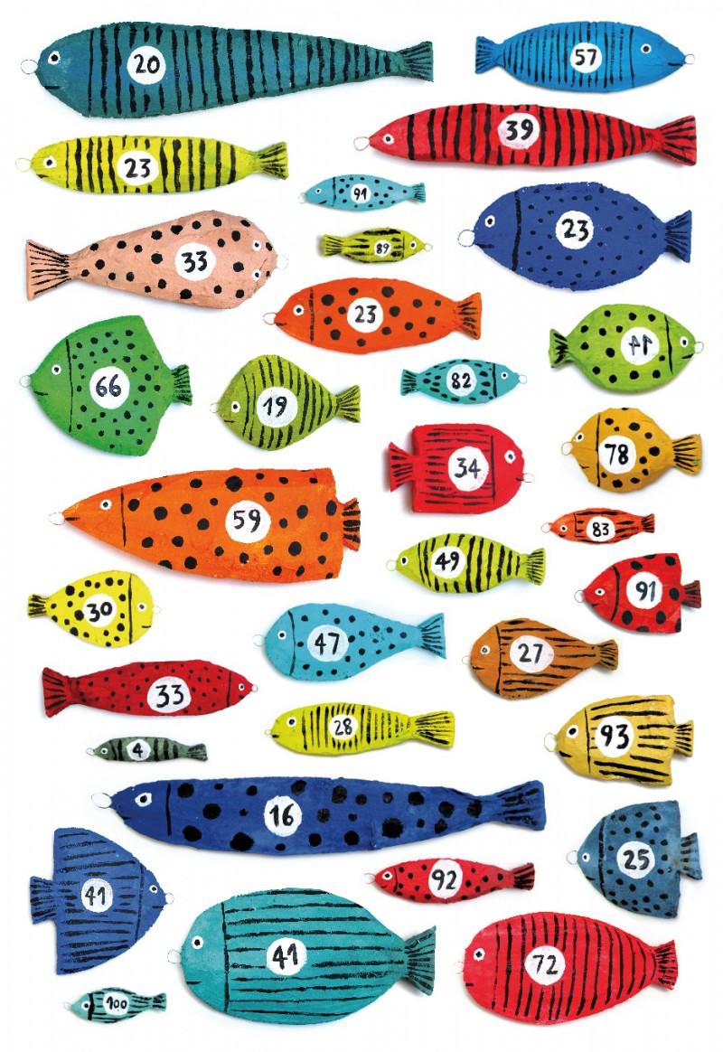 Peixes-Cartaz